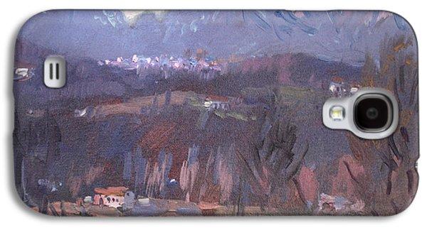 Sunset At Dolomites Belluno Galaxy S4 Case by Ylli Haruni