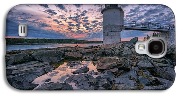 Sunset At Marshall Point Galaxy S4 Case by Rick Berk