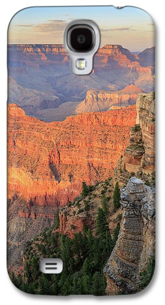 Sunset At Mather Point Galaxy S4 Case