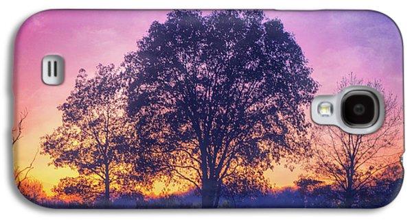 Sunset At Retzer Nature Center Galaxy S4 Case