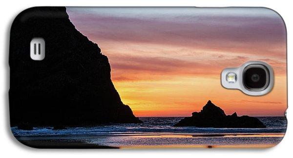 Sunset At Whalehead Beach Galaxy S4 Case