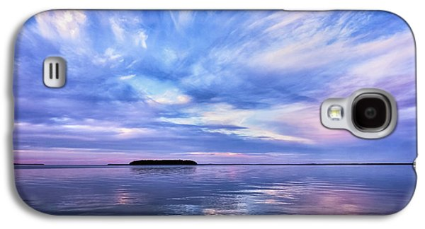 Sunset Awe  Signed Galaxy S4 Case