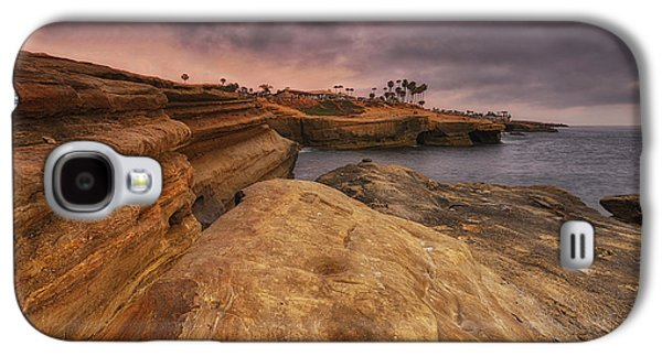 Sunset Cliffs - Point Loma - San Diego Galaxy S4 Case