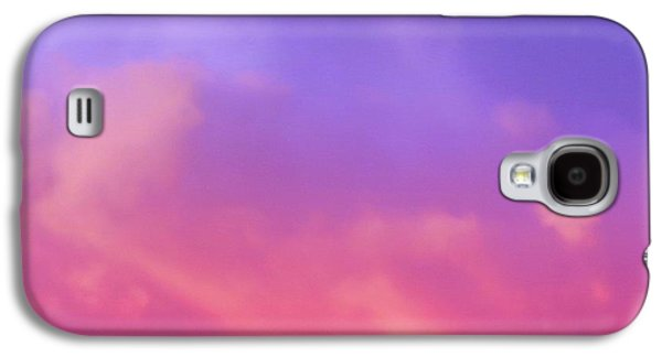 Sunset Clouds Galaxy S4 Case