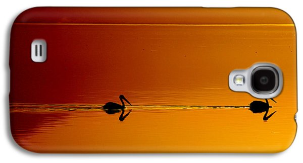 Pelican Galaxy S4 Case - Sunset Cruising by Laurie Search