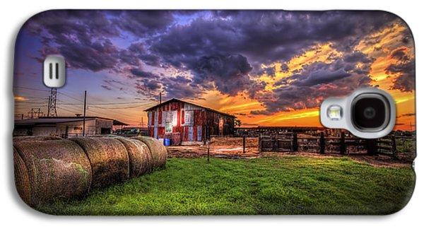 Sunset Dairy Galaxy S4 Case