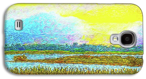 Sunset Ecstasy Galaxy S4 Case by Joel Bruce Wallach