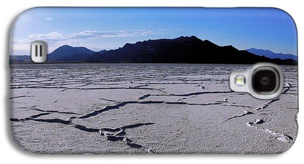 Mountain Sunset Galaxy S4 Case - Sunset Flats by Chad Dutson