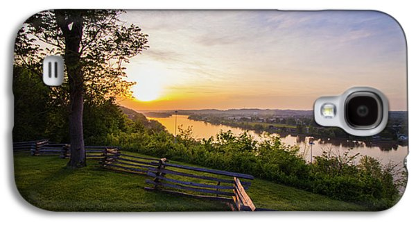 Sunset From Boreman Park Galaxy S4 Case
