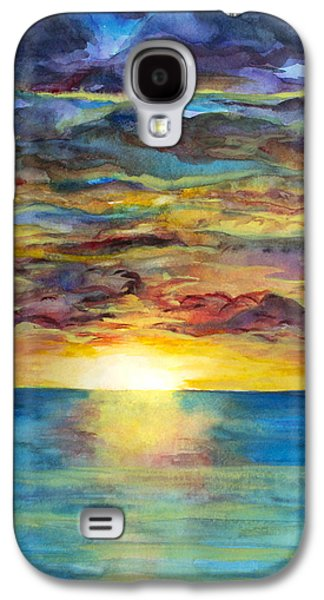 Sunset II Galaxy S4 Case by Suzette Kallen