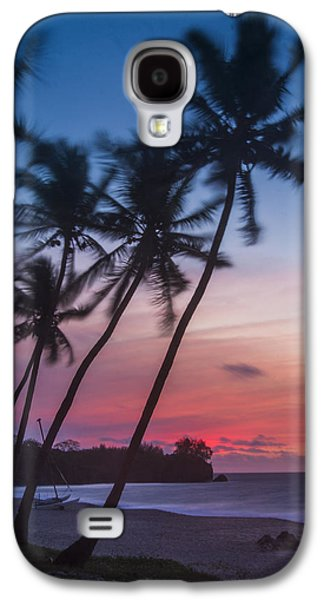 Sunset In Paradise Galaxy S4 Case by Alex Lapidus
