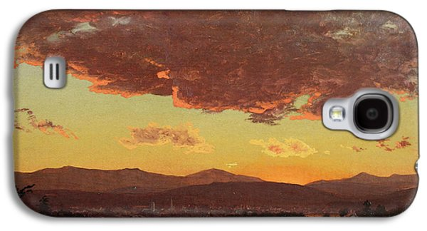 Sunset Galaxy S4 Case by Jervis McEntee