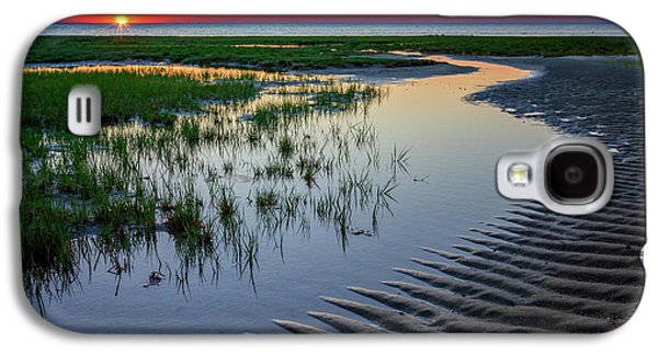 Sunset On Cape Cod Galaxy S4 Case