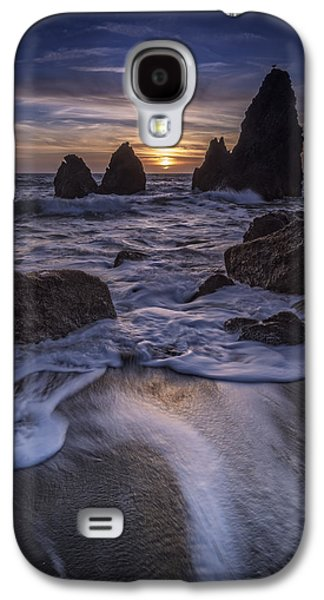 Sunset On Rodeo Beach Galaxy S4 Case