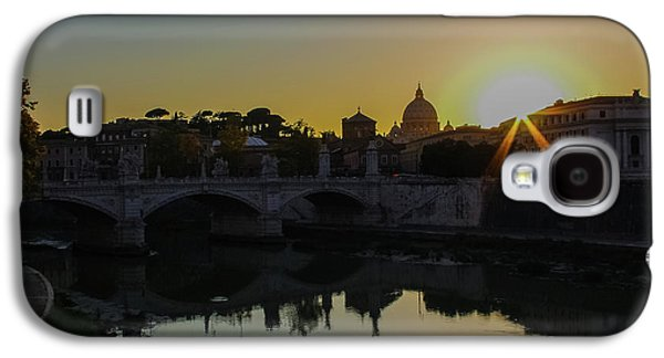 Sunset Over St Peters Galaxy S4 Case