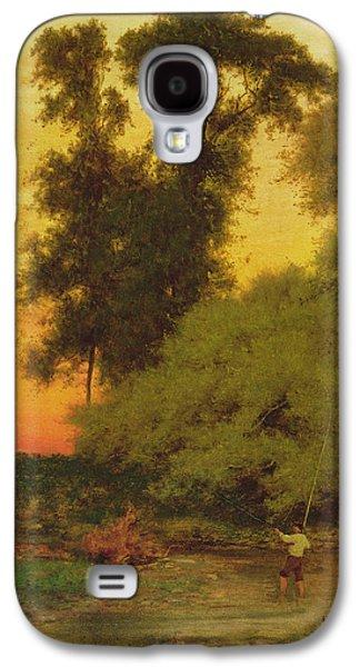 Sunset, Pompton, New Jersey Galaxy S4 Case
