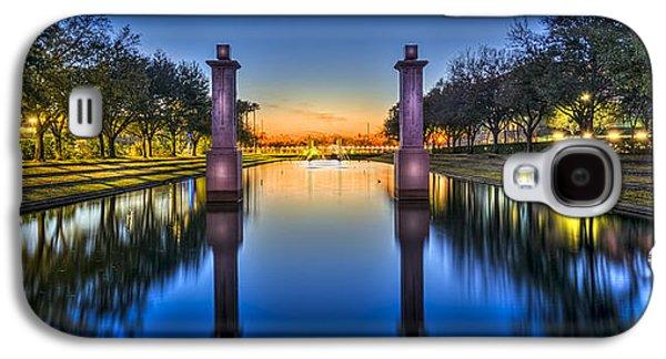 Sunset Reflection Galaxy S4 Case