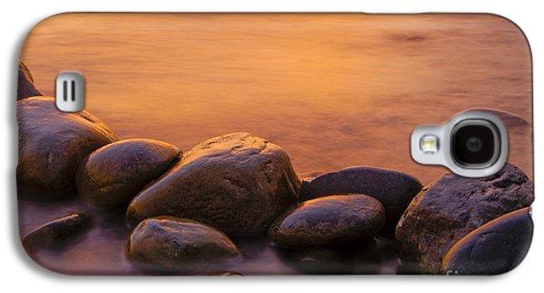 Sunset Galaxy S4 Case by Silke Magino