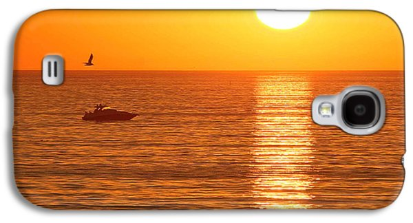 Sunset Solitude Galaxy S4 Case
