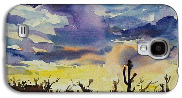 Sunset Sonora Galaxy S4 Case by Xueling Zou