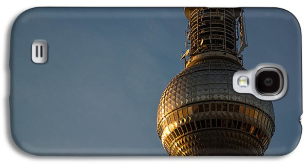 Sunseting On The Tower Galaxy S4 Case