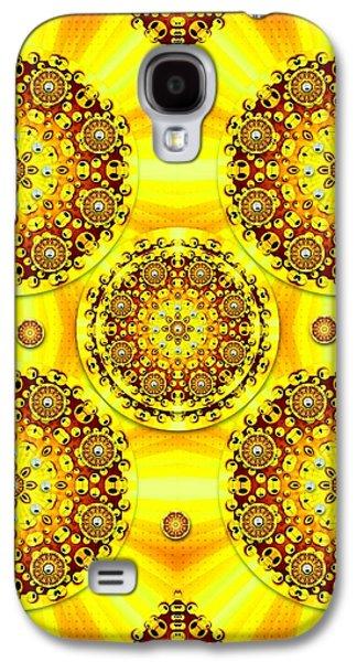Sunshine Serenades Galaxy S4 Case