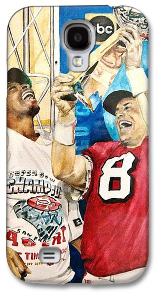 Super Bowl Legends Galaxy S4 Case
