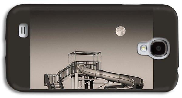Super Slider Moon Galaxy S4 Case