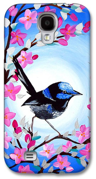 Superb Fairy Wren Galaxy S4 Case