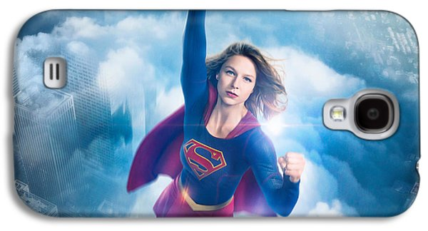 Supergirl 2016 Galaxy S4 Case