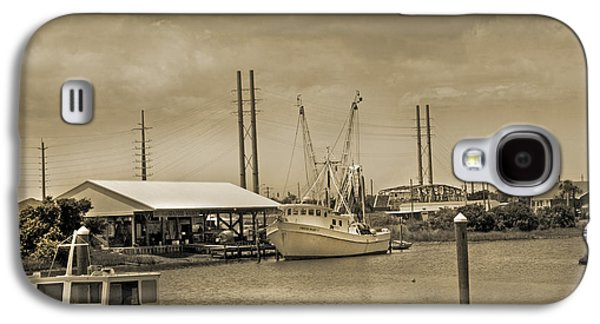 Surf City North Carolina Galaxy S4 Case by Betsy Knapp