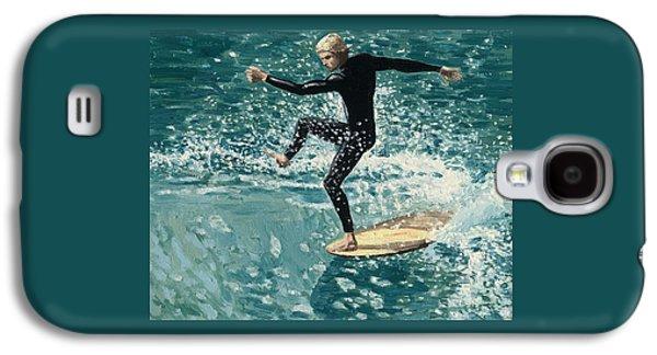 Surfer Galaxy S4 Case