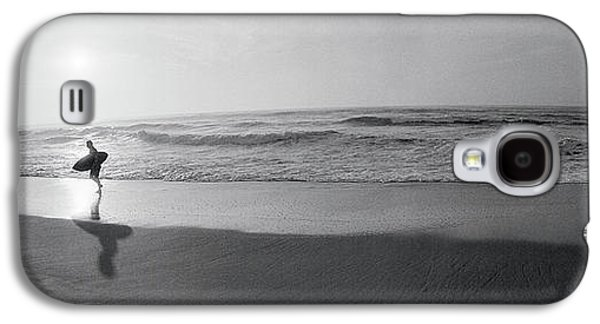 Surfer, San Diego, California, Usa Galaxy S4 Case by Panoramic Images