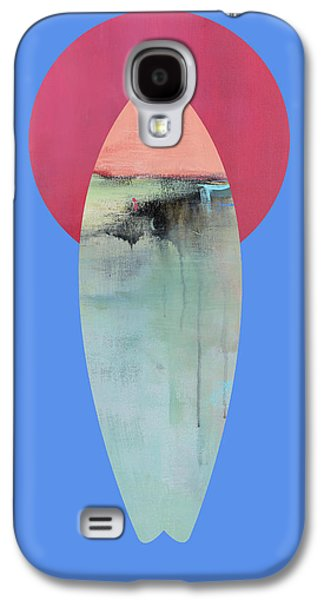 Surfing Print Galaxy S4 Case by Jacquie Gouveia