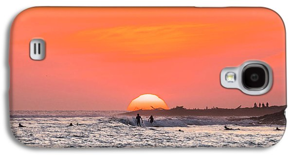 Surfing Together Galaxy S4 Case