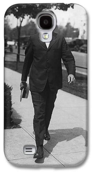 Surgeon General Walks To Work Galaxy S4 Case by Underwood Archives