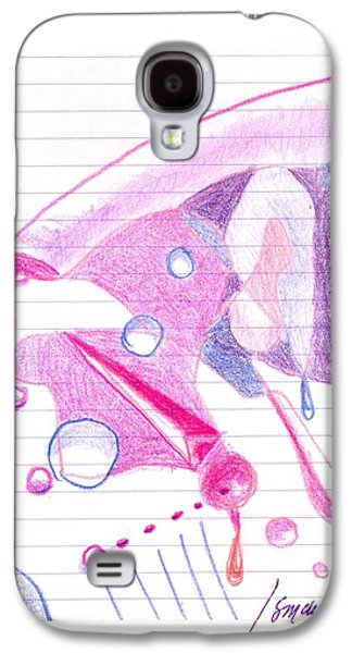 Surgeries 2008 - Abstract Galaxy S4 Case by Rod Ismay