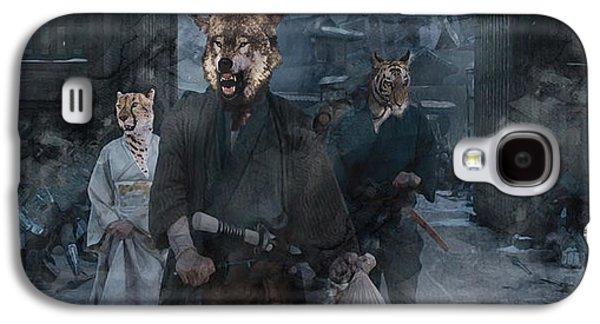 Surreal 44 Galaxy S4 Case by Jani Heinonen