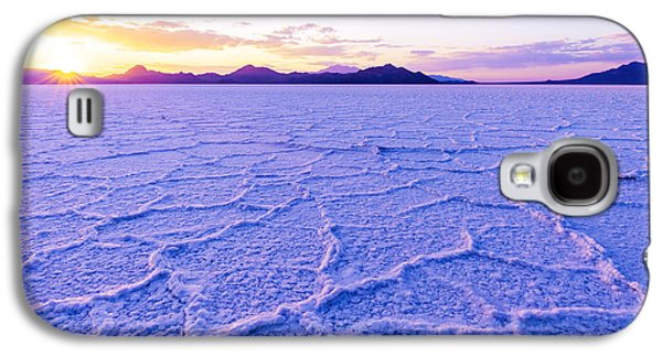 Surreal Salt Galaxy S4 Case by Chad Dutson