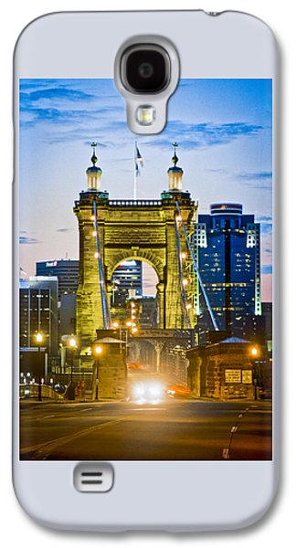 Suspension Bridge Galaxy S4 Case