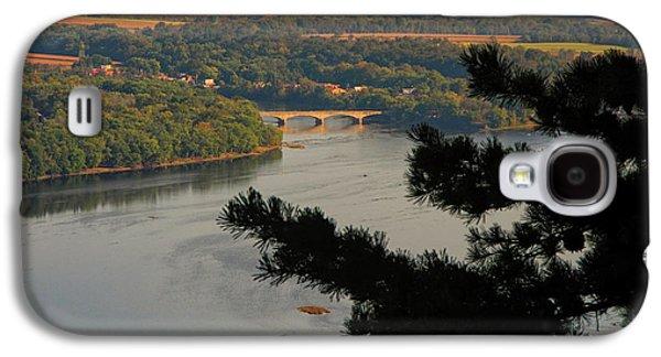 Susquehanna River Below Galaxy S4 Case