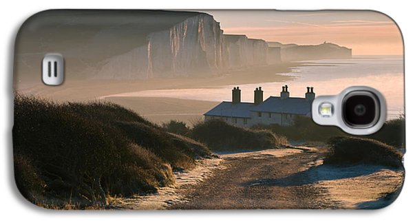 Sussex Coast Guard Cottages Galaxy S4 Case