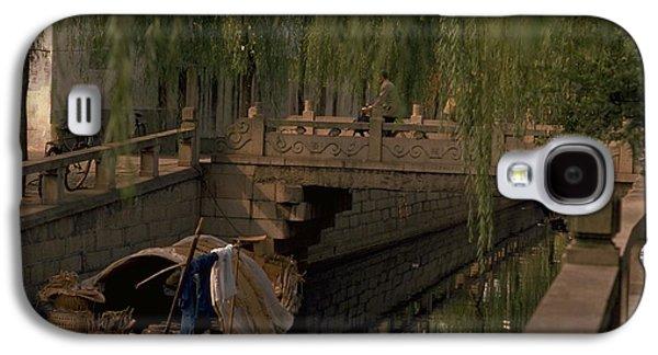 Suzhou Canals Galaxy S4 Case