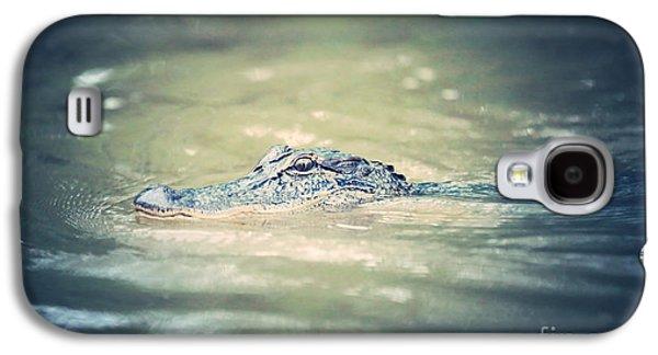 Swamp Gator Blues Galaxy S4 Case