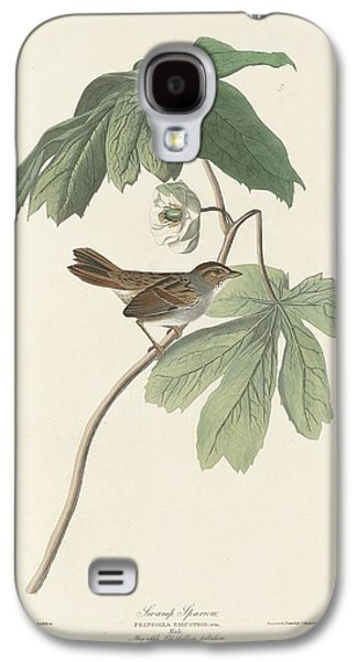 Swamp Sparrow Galaxy S4 Case by Rob Dreyer