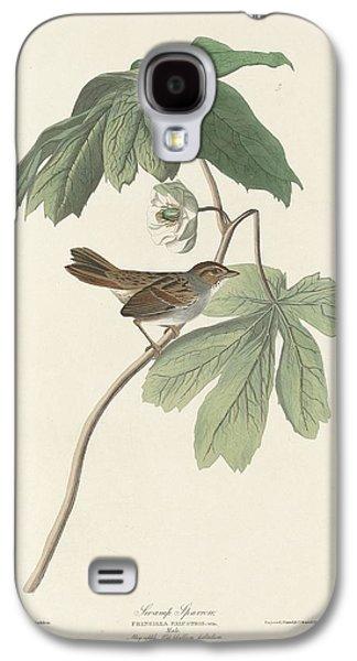 Swamp Sparrow Galaxy S4 Case