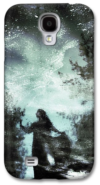 Magician Galaxy S4 Case - Swamp Witch by Cambion Art