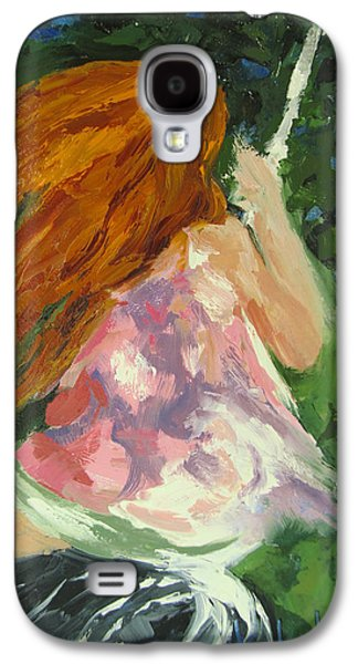 Swinging Good Time Galaxy S4 Case