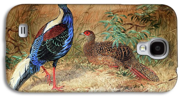 Swinhoe's Pheasant  Galaxy S4 Case