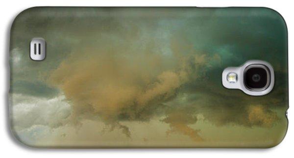 Nebraskasc Galaxy S4 Case - Swirling Nebraska Supercells 001 by NebraskaSC